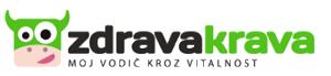 Zdrava Krava logo